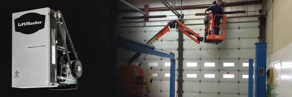 Commercial Garage Door Repair Grandview
